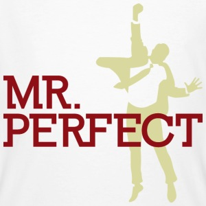 Mr Perfect 2 (dd)++ Camisetas - Camiseta ecológica hombre