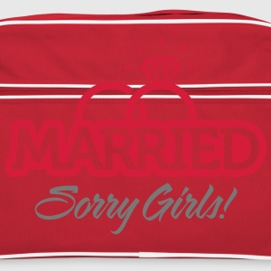 Married Sorry Girls 2 (2c)++ Tasker - Retro taske