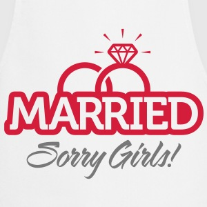Married Sorry Girls 2 (2c)++ Forklær - Kokkeforkle