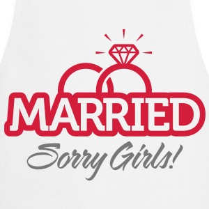 Married Sorry Girls 2 (2c)++ Tabliers - Tablier de cuisine