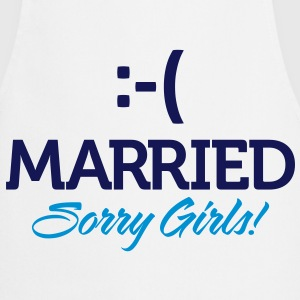 Married Sorry Girls 1 (2c)++ Forklær - Kokkeforkle