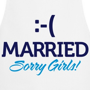 Married Sorry Girls 1 (2c)++ Tabliers - Tablier de cuisine