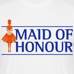 Maid Of Honour 2 (2c)++ T-Shirts - Men's T-Shirt