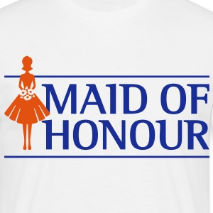 Maid Of Honour 2 (2c)++ T-shirts - T-shirt herr