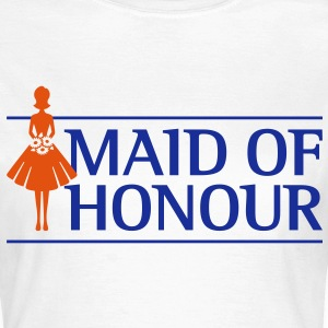 Maid Of Honour 2 (2c)++ T-shirts - Vrouwen T-shirt