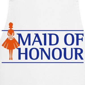 Maid Of Honour 2 (2c)++  Aprons - Cooking Apron