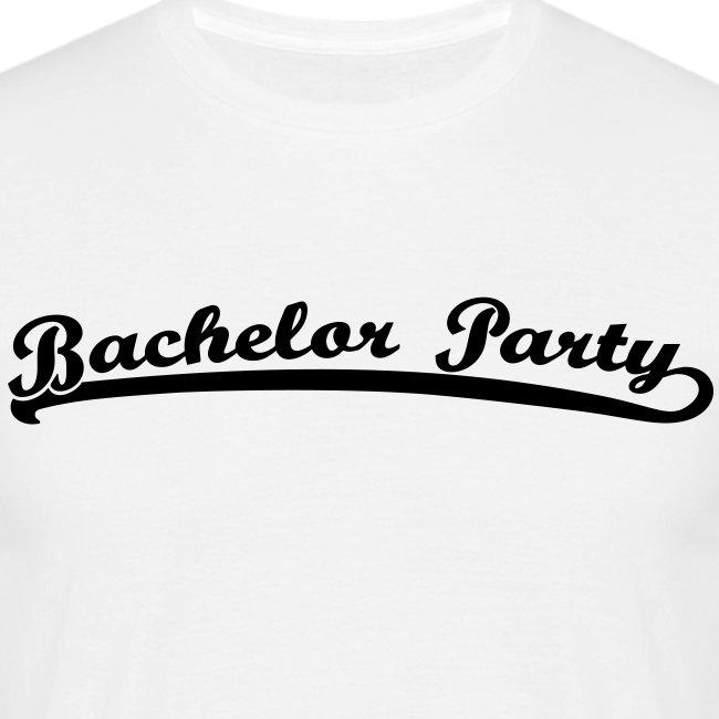 bachelor party retro T-Shirt