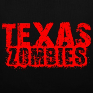 texas zombies Sacs - Tote Bag