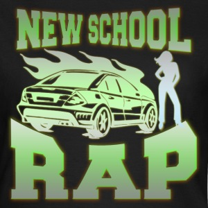 new school rap T-Shirts - Women's T-Shirt