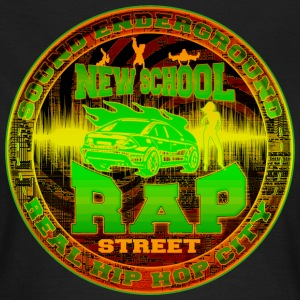 new school rap street T-Shirts - Women's T-Shirt