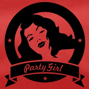 party girl (1c) Bags  - Duffel Bag