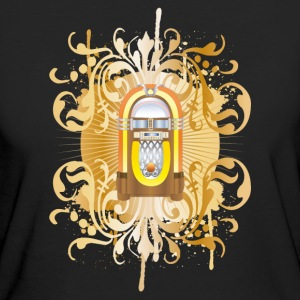 jukebox T-Shirts - Frauen Bio-T-Shirt
