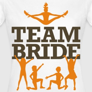 Team Bride 2 (dd)++ T-shirts - T-shirt dam