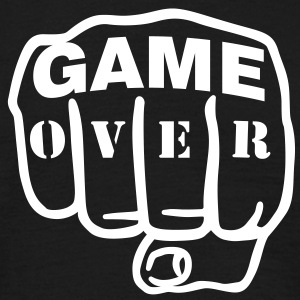 Game over | Fist | Faust T-Shirts - Männer T-Shirt