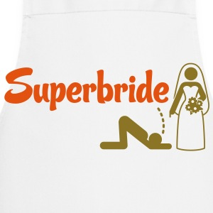 Superbride 2 (2c)++  Aprons - Cooking Apron