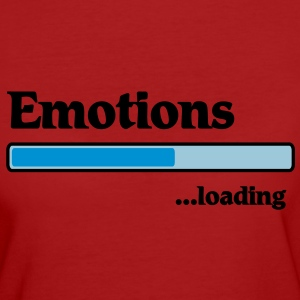 emotions loading... Tee shirts - T-shirt Bio Femme