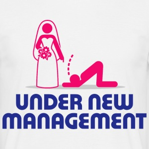Under New Management 2 (dd)++ T-Shirts - Men's T-Shirt