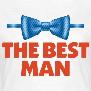 The Best Man 1 (dd)++ T-Shirts - Women's T-Shirt
