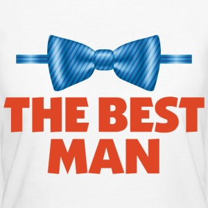 The Best Man 1 (dd)++ T-Shirts - Women's Organic T-shirt