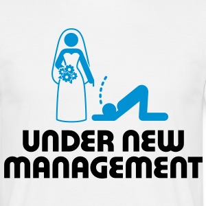 Under New Management 2 (2c)++ T-shirts - T-shirt herr
