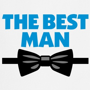 The Best Man 1 (3c)++ Forklæder - Forklæde