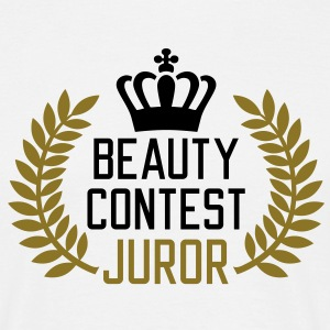 Beauty Contest Juror | Jury T-Shirts - T-shirt Homme