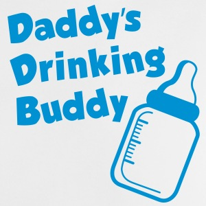 Daddy's Drinking Buddy - Baby T-Shirt