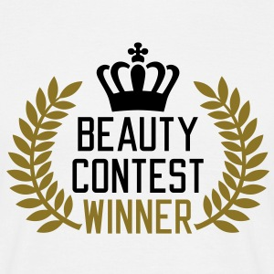 Beauty Contest Winner | Champion T-Shirts - T-shirt Homme