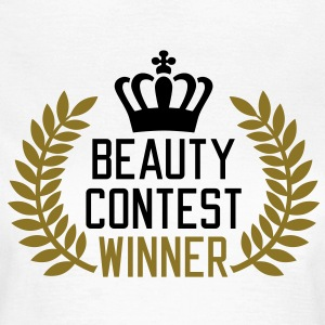 Beauty Contest Winner | Champion T-Shirts - Frauen T-Shirt