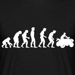 quad_evolution T-Shirts - Männer T-Shirt
