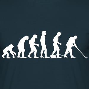 hausarbeit_evolution T-Shirts - Men's T-Shirt