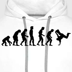 breakdance_evolution Pullover & Hoodies - Männer Premium Hoodie