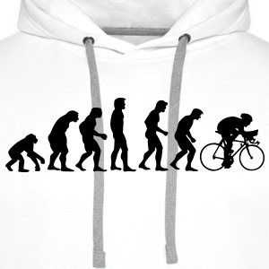 fahrrad_evolution Hoodies & Sweatshirts - Men's Premium Hoodie