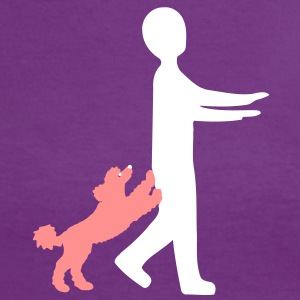 Dog Dancing 2-5 T-Shirts - Women's Ringer T-Shirt