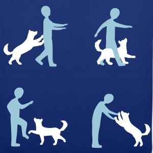 Dog Dancing 1-1 Sacs - Tote Bag