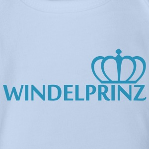 Windelprinz T-Shirts - Baby Kurzarm-Body