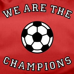 We are the champions (2C) Duffel Bag - Duffel Bag