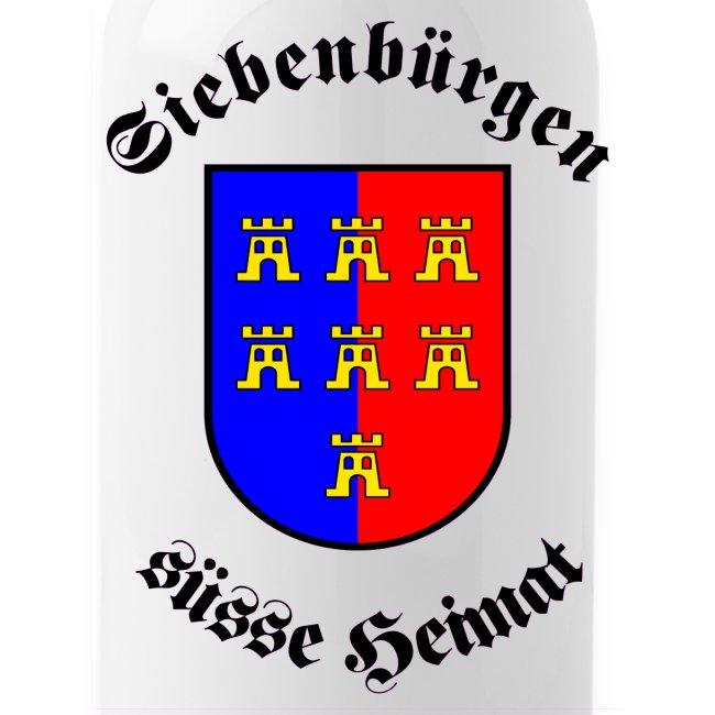 """Trinkflasche """"Siebenbürgen süße Heimat"""""""