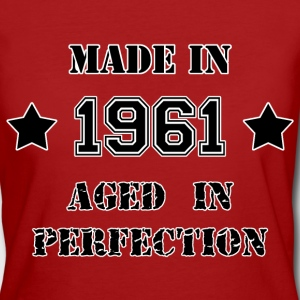 Made in 1961 T-Shirts - Women's Organic T-shirt
