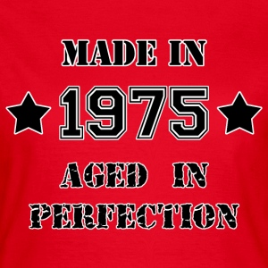Made in 1975 T-Shirts - Women's T-Shirt