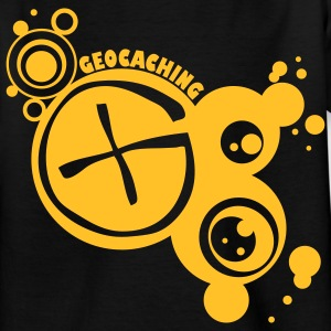 opencaching design / 1 color Tee shirts - T-shirt Enfant