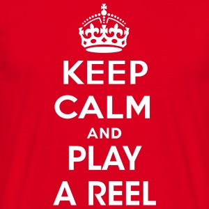 play_reel T-Shirts - Men's T-Shirt