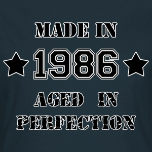 Made in 1986 T-shirts - Vrouwen T-shirt