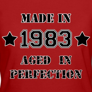 Made in 1983 T-Shirts - Women's Organic T-shirt