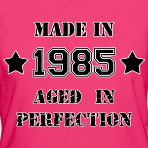 Made in 1985 Tee shirts - T-shirt Bio Femme