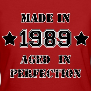 Made in 1989 T-shirts - Ekologisk T-shirt dam