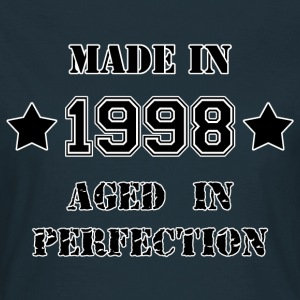 Made in 1998 T-shirts - Vrouwen T-shirt