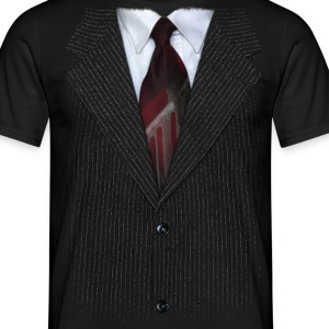 Suit v2 - Herre-T-shirt