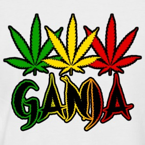 ganja T-Shirts - Men's Baseball T-Shirt