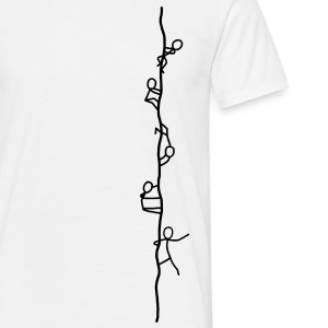 Ropers - climbers T-Shirts - Men's T-Shirt